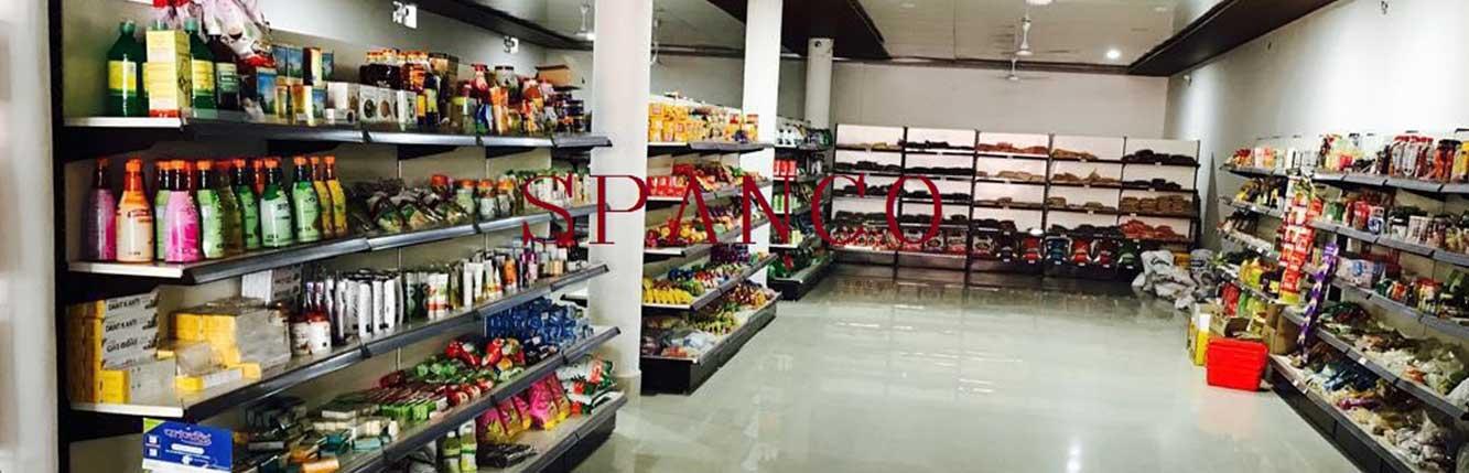 Retail Display Racks Manufacturers in Delhi