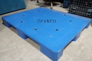 Anti Skid plastic Pallets Manufacturers in Bawal