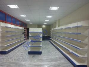 Departmental Store Racks Manufacturers in Kotputli