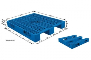 Drum Pallets Manufacturers in Bawal