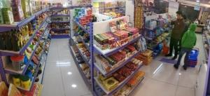 Grocery Store Racks Manufacturers in Kotputli