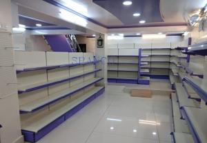 Supermarket Racks Manufacturers in Kotputli