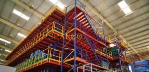 Three Tier Racks Manufacturers in Kotputli