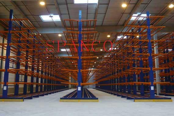 Cantilever Racks Manufacturers in Delhi